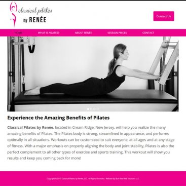 Classical Pilates by Renee