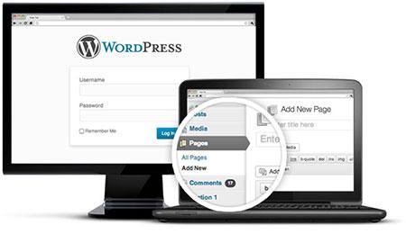 Wordpress Web Design For Small Business:  Blue Kiterh:bluekiteweb.com,Design